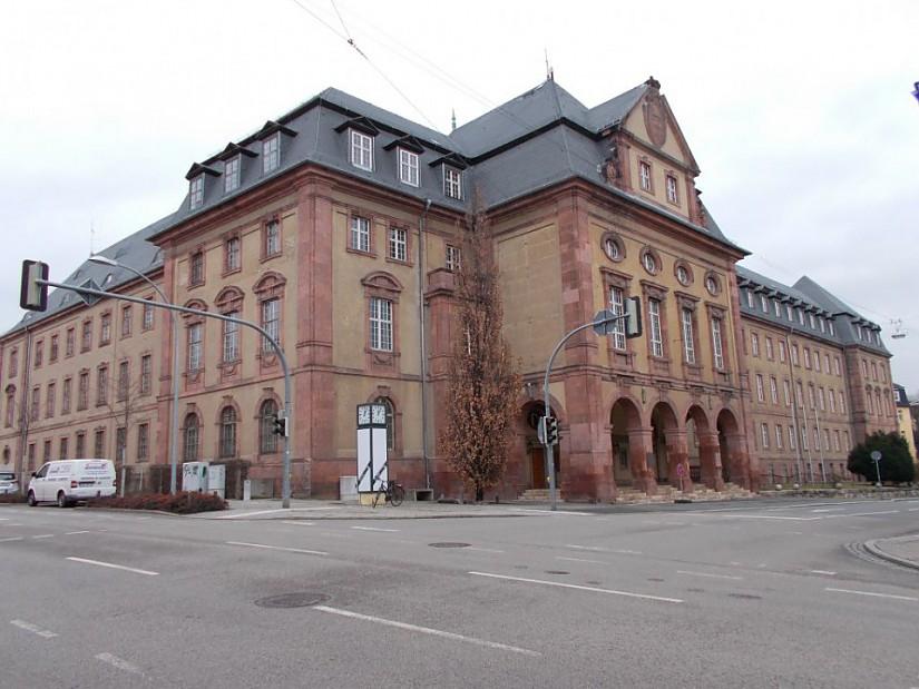 Amtsgericht Weimar (Foto: Radio Lotte Weimar)