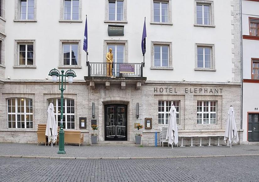 Sternekoch Fabbri verlässt Elephant - Radio LOTTE Weimar  Sternekoch Fabb...