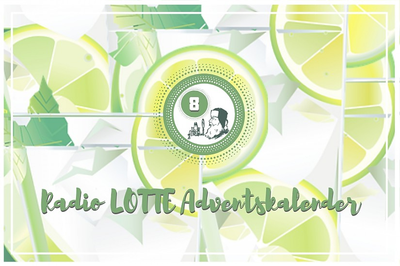 8. Türchen des Radio LOTTE Adventskalenders