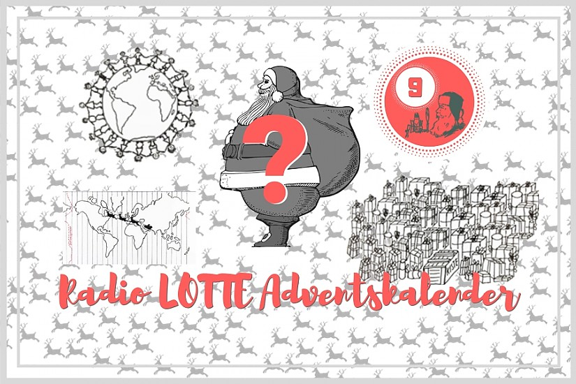 9. Türchen des Radio LOTTE Adventskalenders