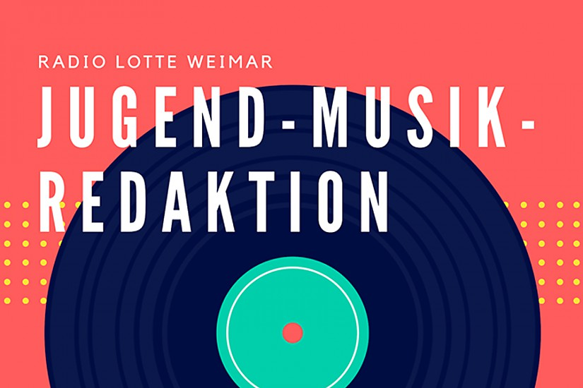 Jugendmusikredaktion bei Radio LOTTE