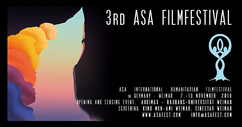 3. ASA International Humanitarian Film Festivals - Flyer