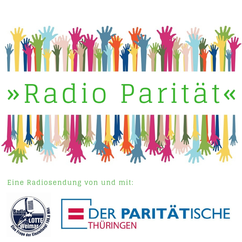 """Radio Parität"", Grafik: Radio LOTTE"